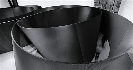 Steely Visions Richard Serra at MoMA Nicolaus Mills online July 1